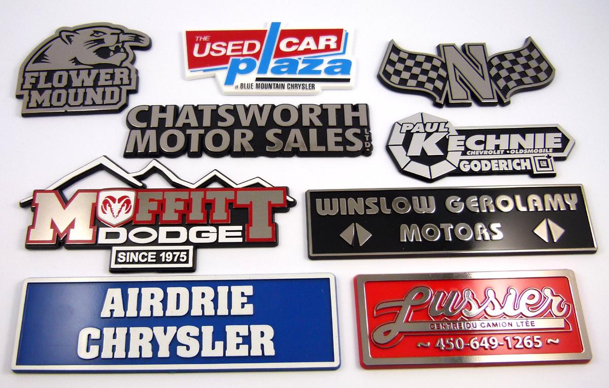 Custom Nameplates  sc 1 st  Planned Plastic Products & Custom Nameplates Plastic - Planned Plastic Products